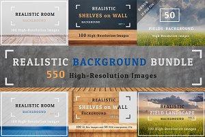 Realistic Background Bundle