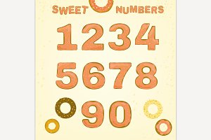 Sweet Vector Font
