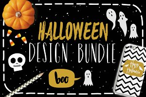 Halloween Design Bundle
