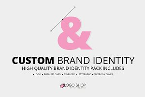 Custom Brand Identity