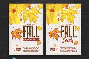 Fall Bash / Festival