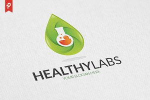 Healthy Labs Logo