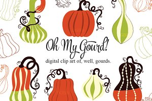Oh My Gourd Graphics