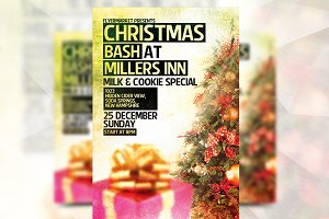 Christmas Bash - Flyer Template