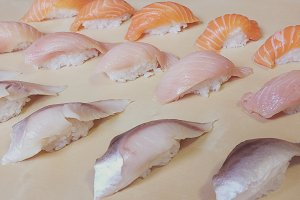 Nigiri sushi #2