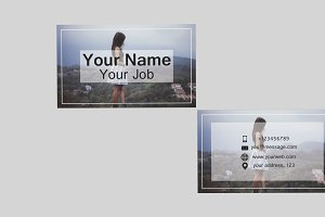 Strbdph Business Card Template
