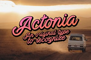 Actonia