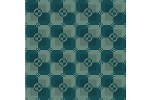 Green pattern. Vector
