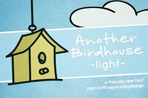 Another Birdhouse Light