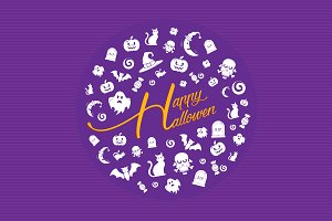 Happy Hallowen Kit