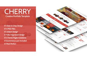 Cherry - Creative Portfolio Part 2