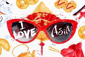Asia Set