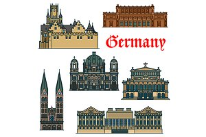 Landmarks of Germany
