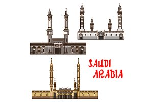 Islamic landmarks of Saudi Arabia