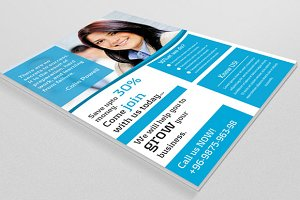 Business Flyer template - V33
