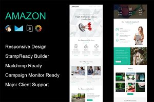 AMAZON - Responsive Email Template