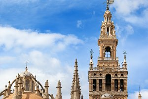 Seville Cathedral in Spain