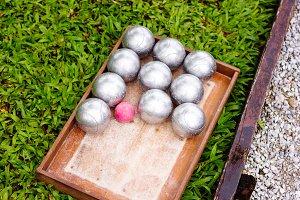 Petanque Metal Balls