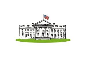 Whitehouse Retro