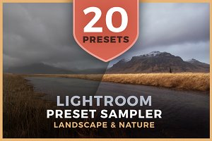 Lightroom Sampler Landscape & Nature