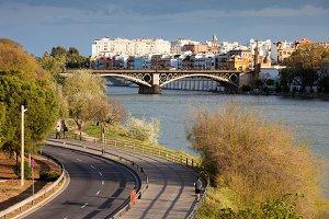 City of Seville in Spain