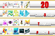 20 Cover Design Template