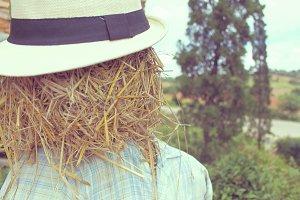 Mister Scarecrow