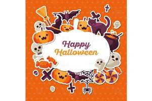 Halloween Frame1