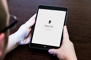iPad Air #1
