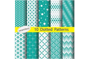 dot pattern set