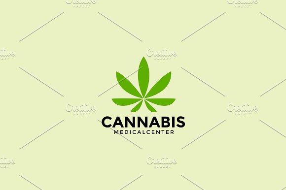 cannabis logo template 1 logos