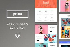 Prism Web Theme Template