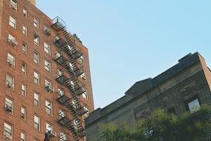 Urban-town Condo Buildings
