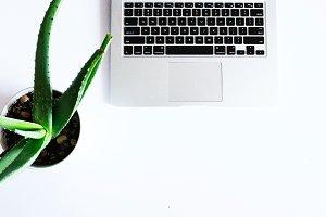 Desktop Mockup Styled Image