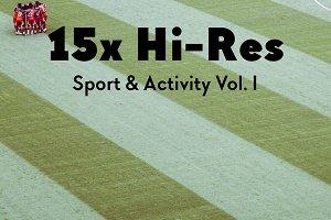 15x Hi-Res Sport & Activity Vol. I