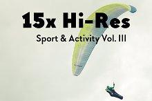 15x Hi-Res Sport & Activity Vol. III