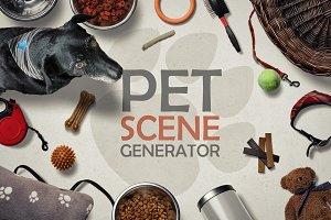Pet Scene Generator
