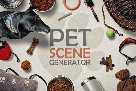 Download Pet Scene Generator