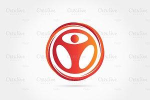 Automotive Steer Handle logo