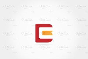 BC CB modern logo