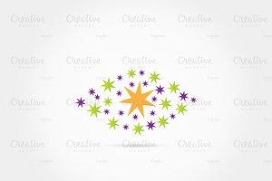 Eye Stars Logo