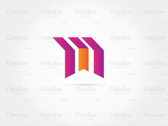 Home M Three Ribbon Logo