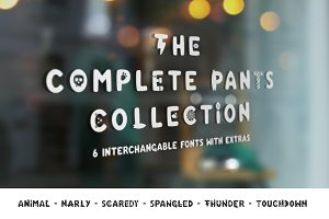 The Complete Pants Collection