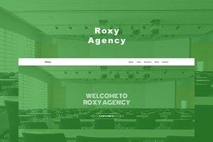 Roxy - Agency Template