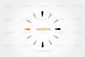 watch west time logo