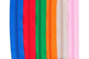needlework zippers isolate