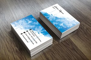Business Card Template-V09