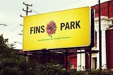 Variative Billboard Sign Mockups