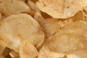 Chips as a background