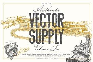 Unember Vector Supply Volume 6